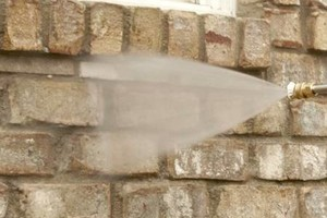 Photo #3: PRESSURE CLEAN the outside of your HOME, OFFICE, Deck, Windows
