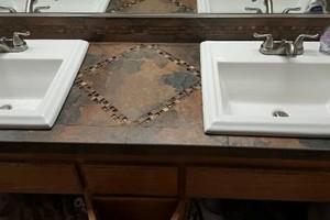 Photo #1: Quality tile work/ handy man