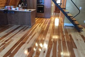Photo #2: INSTALLATION/REFINISHING - ELEGANCE HARDWOOD FLOORS !!!