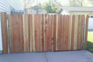 Photo #2: CM Improvements Handyman - Repairs, Flooring, Painting, Fence installation