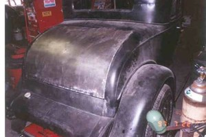 Photo #17: Street Rod & Muscle Car Fabrication