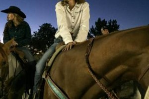 Photo #1: GET RODEO READY! Horsemanship $50/lesson
