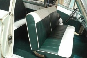 Photo #1: Custom Upholstery - Auto, Boat, RV