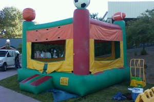 Photo #4: BOUNCE HOUSE [option 1 ] rentals as low as $79.99