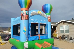 Photo #2: BOUNCE HOUSE [option 1 ] rentals as low as $79.99