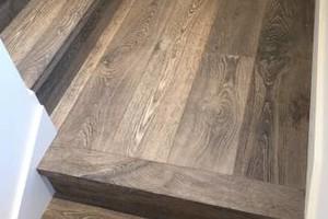 Photo #1: Lumber Liquidators Hardwood Flooring Installer