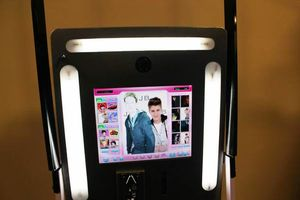 Photo #1: Photo Booth Rental for any Party or event