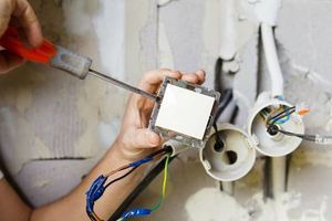 Photo #1: Electrical services $20/hr