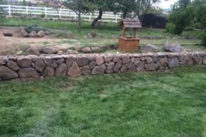 Photo #7: Landscaping/Tree trimming/Retaining walls...