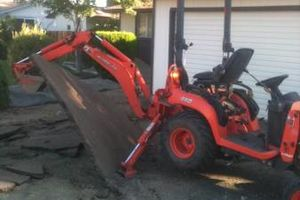 Photo #15: TRACTOR/DUMP TRUCK FOR HIRE REASONABLE RATES