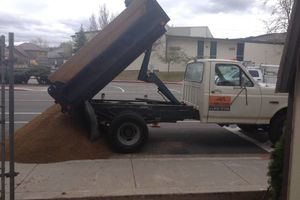 Photo #12: TRACTOR/DUMP TRUCK FOR HIRE REASONABLE RATES