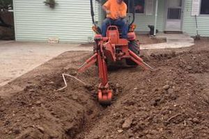 Photo #8: TRACTOR/DUMP TRUCK FOR HIRE REASONABLE RATES
