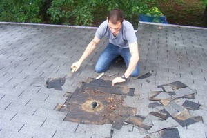 Photo #1: ROOF PATCH & REPAIR