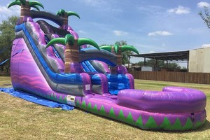 Photo #1: 18Ft Water Slide For Rent