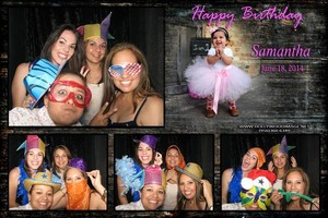 Photo #3: Photo booth rental as low as $175! Hollywood Images