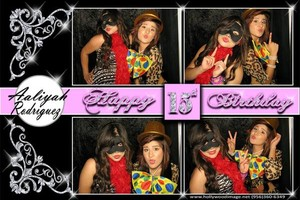 Photo #2: Photo booth rental as low as $175! Hollywood Images