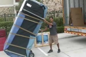 Photo #1: JD's Moving Service