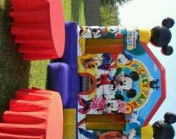 Photo #17: Moon Jumps, Water Slides, Tents, Tables, Chairs, Chocolate fountains