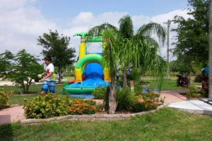 Photo #15: Moon Jumps, Water Slides, Tents, Tables, Chairs, Chocolate fountains