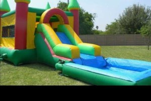 Photo #8: Moon Jumps, Water Slides, Tents, Tables, Chairs, Chocolate fountains