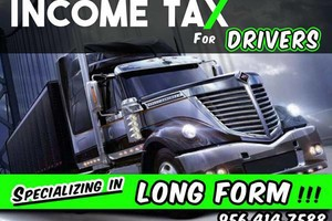 Photo #1: INCOME TAX SERVICES... SERVICIOS DE IMPUESTOS...