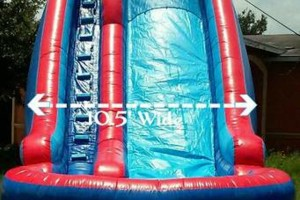 Photo #4: BOOK US NOW FOR YOUR NEXT EVENT! (moonjumps, waterslides, tables, chairs)