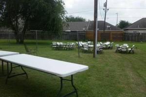 Photo #1: Tables & chairs for rent