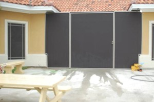 Photo #6: Shutter and solar screens