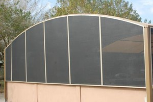 Photo #5: Shutter and solar screens