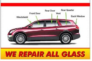 Photo #1: Quality glass service for cars, truck and semis