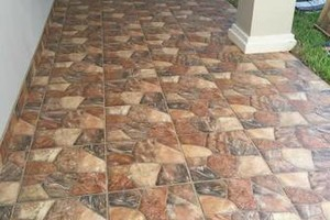 Photo #2: CHON'S TILE & FLOORING SERVICES (FREE ESTIMATES)