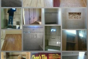 Photo #1: CHON'S TILE & FLOORING SERVICES (FREE ESTIMATES)