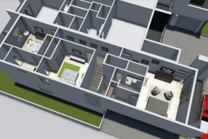 Photo #2: PLANOS, CONSTRUCCION, RENDERS, VIRTUAL TOURS