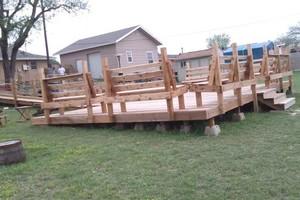 Photo #21: Carpinteria / Carpenting work. Free estimate!