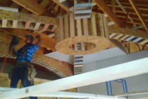 Photo #9: Carpinteria / Carpenting work. Free estimate!