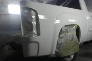 Photo #9: Professional Quality Paint N Body Work