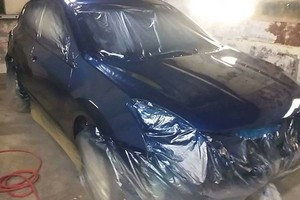 Photo #2: Professional Quality Paint N Body Work