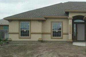 Photo #2: CONSTRUCTION. Brick/block/stucco/driveway