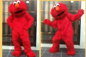 Photo #1: Elmo Birthday Party Surprise Guest!!