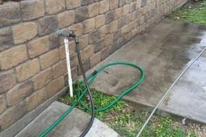 Photo #5: Ground Floor Window Cleaning +power wash Driveways