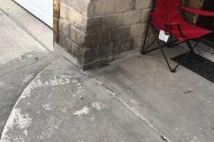 Photo #3: Ground Floor Window Cleaning +power wash Driveways