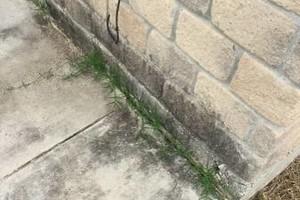 Photo #2: Ground Floor Window Cleaning +power wash Driveways