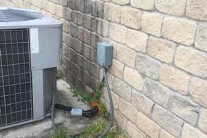 Photo #1: Ground Floor Window Cleaning +power wash Driveways