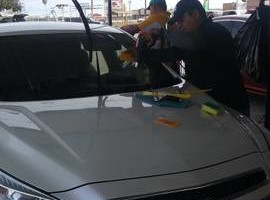 Photo #2: WINDOW TINT 3M - 2 doors $50