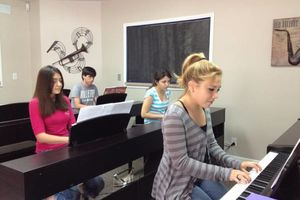 Photo #1: Teen Piano Class - WEDNESDAY 7pm