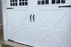 Photo #2: Garza Garage Door Co.