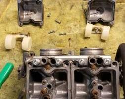 Photo #1: Motor Shovelhead. Maintenance and repair