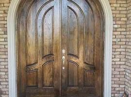 Photo #10: Restoring Front doors