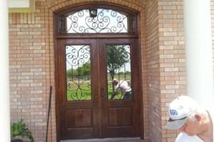 Photo #9: Restoring Front doors