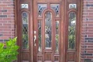 Photo #8: Restoring Front doors